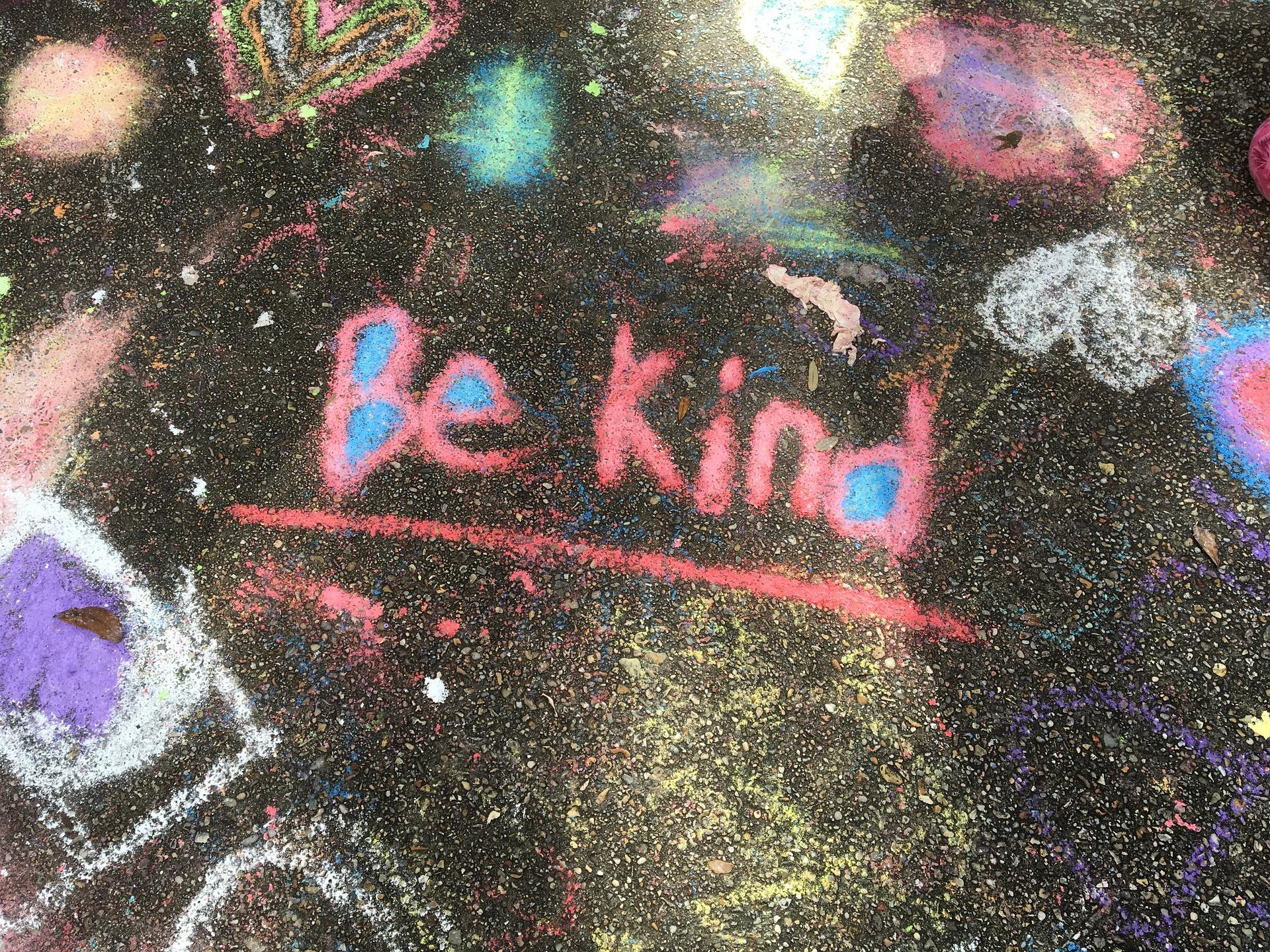 La gentilezza, qualità dei forti
